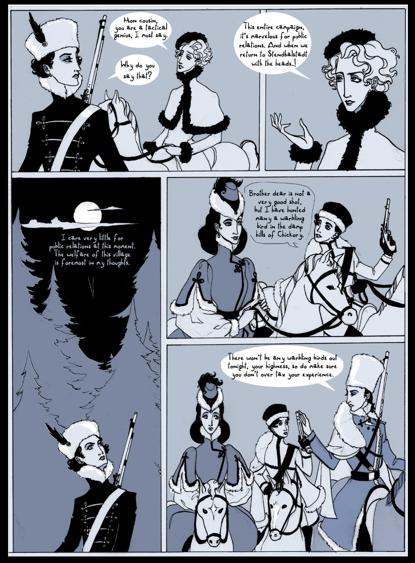 The Hunt - Page 2